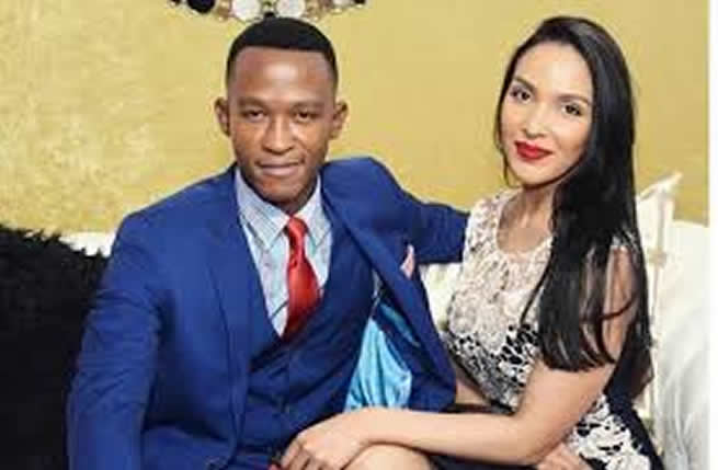 Katlego Maboe's wife Monique Muller reveals the serious STD that left her  unable to have kids | Celeb Gossip News